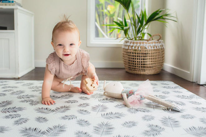 Luxe at Play Padded Play Mats