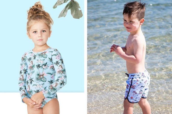Milky Kids Swimwear