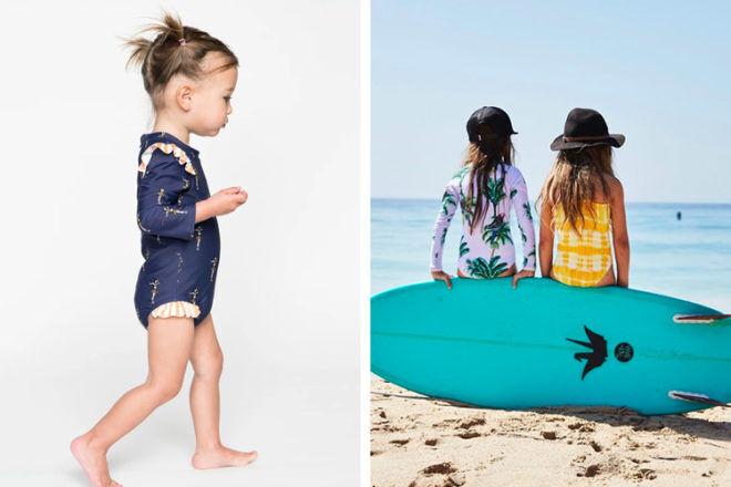Munster Kids swimwear