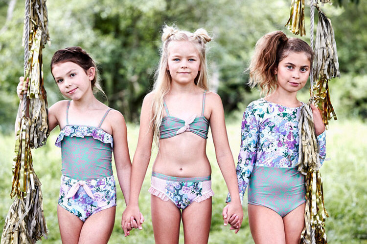 Brand new Cotton On swimsuit, 2T, Babies & Kids, Girls