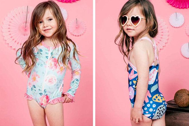 Oobi girls swimwear