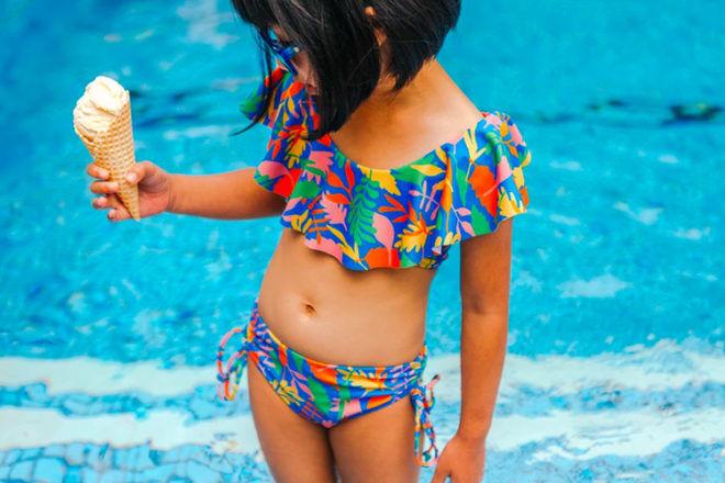 Peggy swimwear for girls