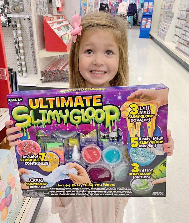 Stopping children's Christmas shopping tantrums