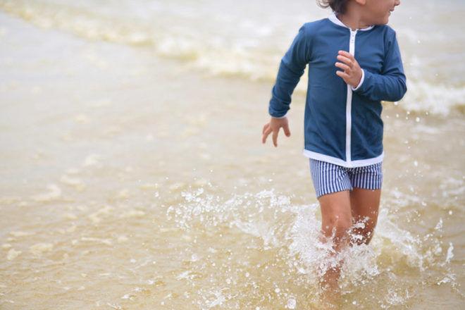 The Bathers Company kids swimwear