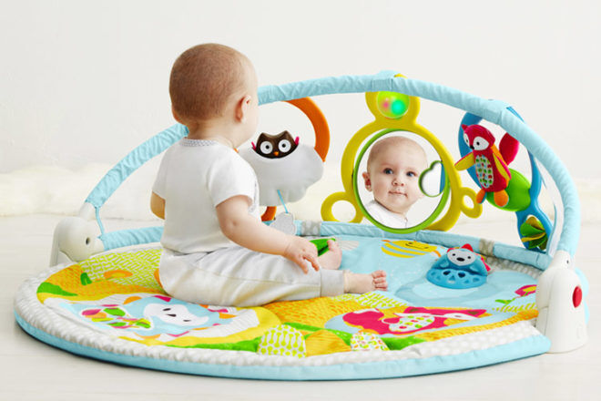 The best activity gyms for babies | Mum's Grapevine