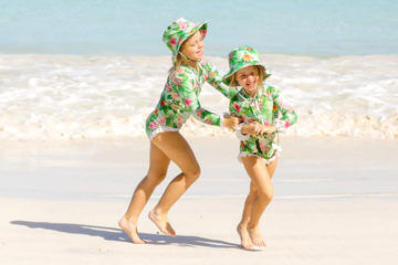 Tribe Topical Kids swimwear