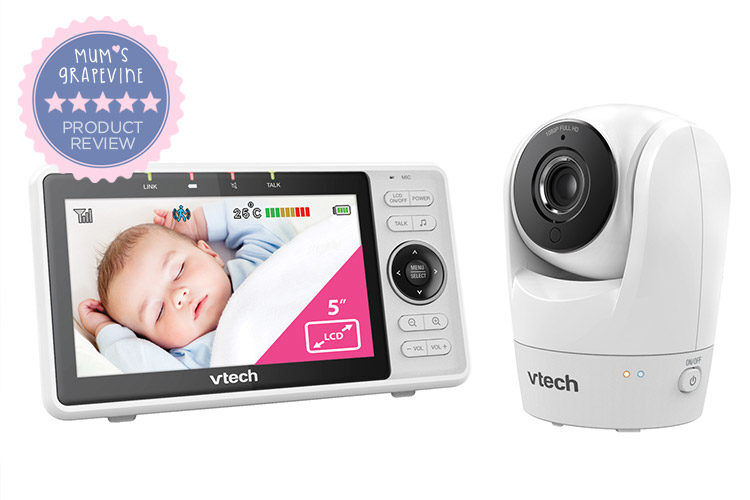 VTech RM5762 Baby Monitor Review
