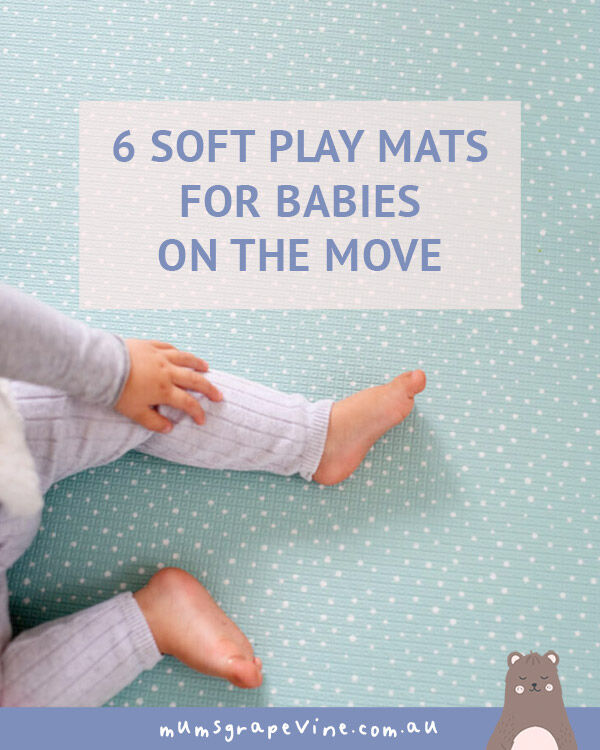 The best play mats for babies on the move | Mum's Grapevine