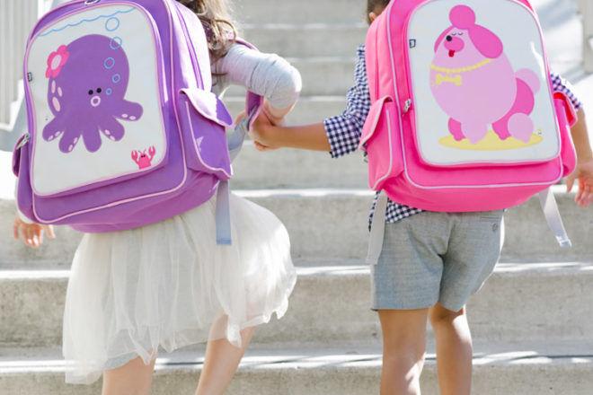 Beatrix NY kids school backpacks