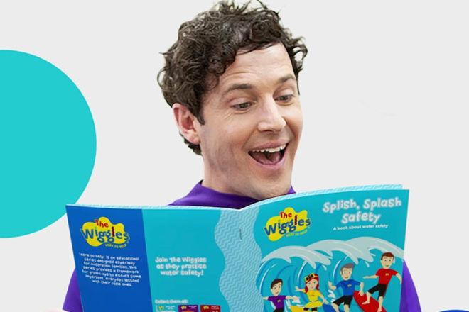 Big W Free children's Wiggles books