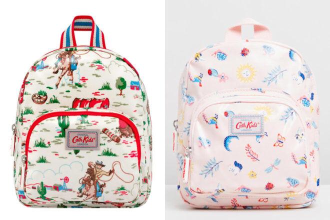 Cath Kidston mini backpacks