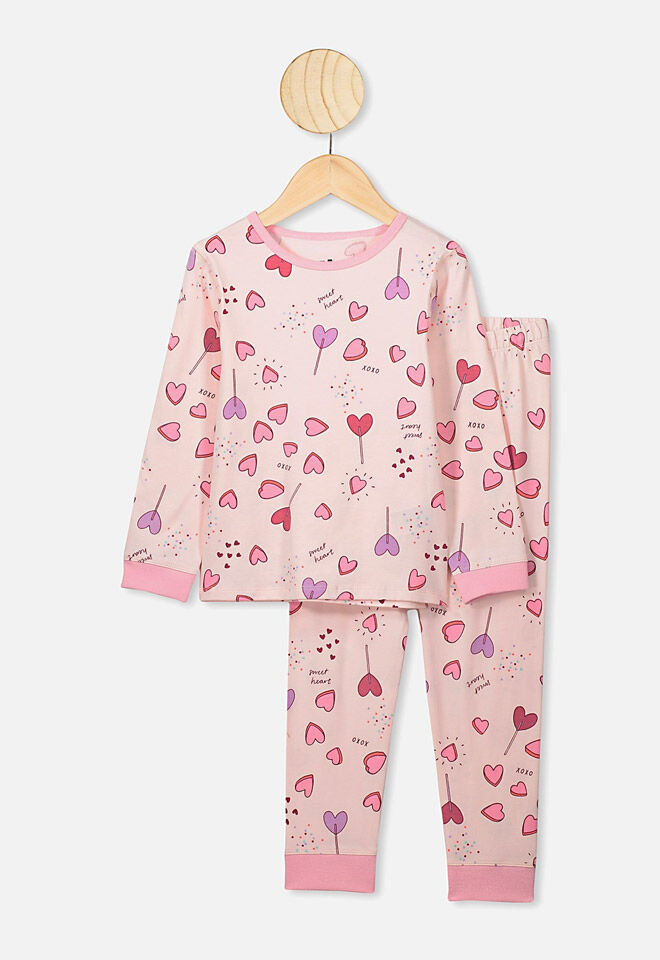 Cotton On Florence Long Sleeve PJ Set
