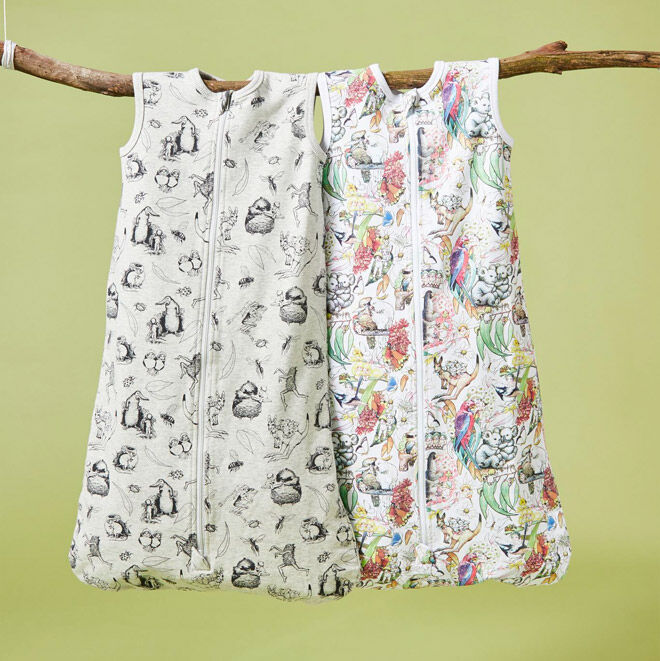Cotton On May Gibbs sleeping bags