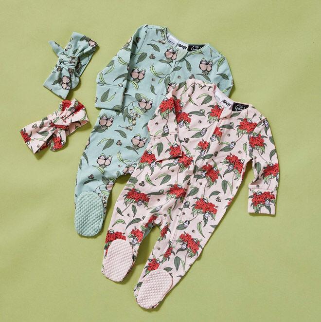Cotton On Many Gibbs zippy suits