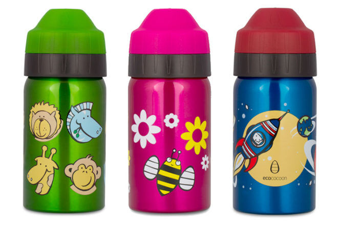 Eco Cocoon Stainless Steel Water Bottle