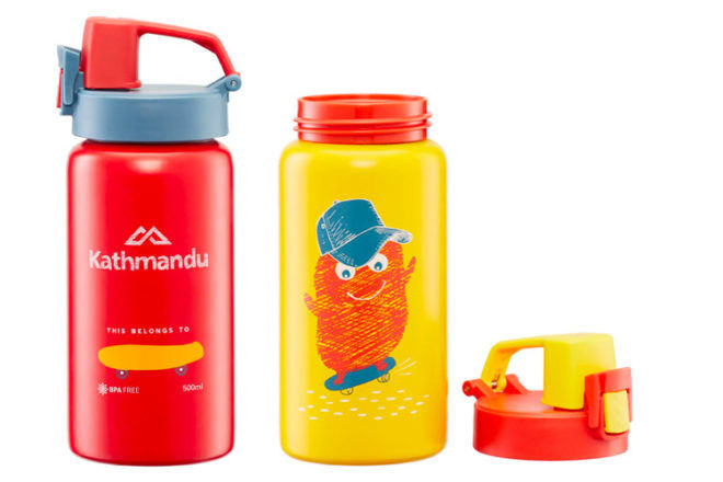 Kathmandu Stainless Steel Kids Drink Bottle