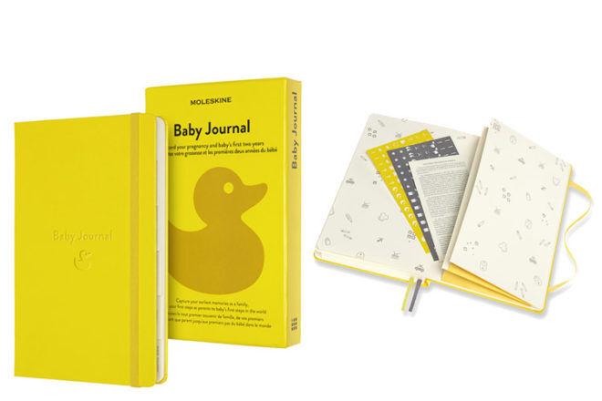 Moleskin Passion Journal - Baby