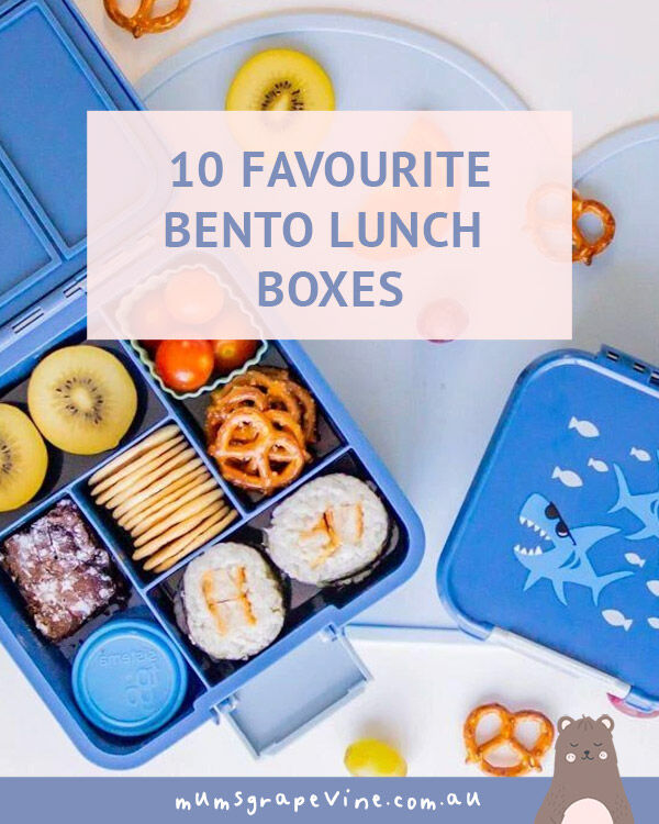 10 best bento lunch boxes