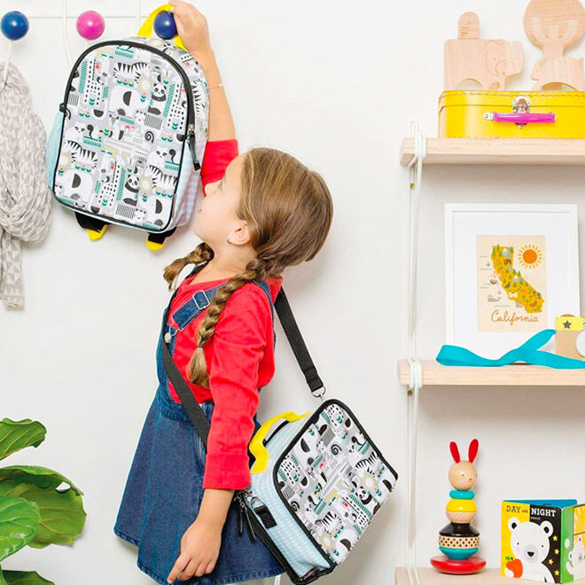 Petit Collage eco-friendly toddler backpacks