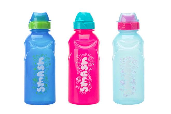 Smash Stealth Drink Bottles