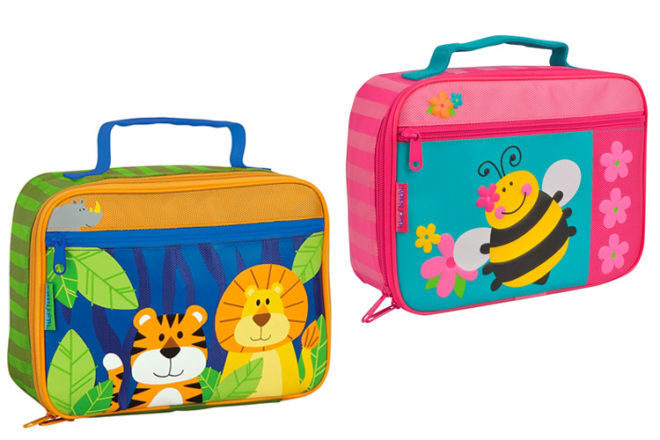 Stephen Joseph classic insulated lunch box