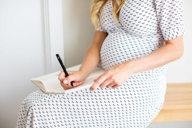 The 10 best pregnancy journals for mums-to-be   Mum's Grapevine