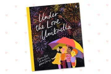 Book Review: Under the Love Umbrella by Davina Bell
