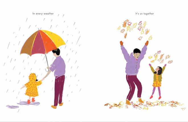 Davina Bell and Allison Colpoys, Under the Love Umbrella