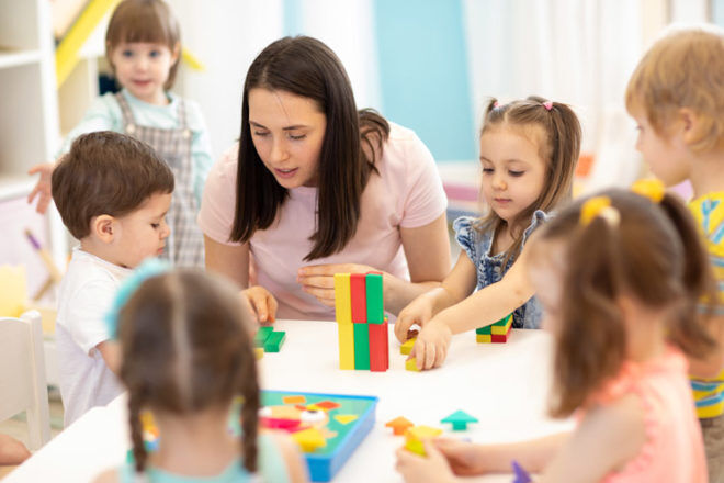 What to ask when touring a child care centre