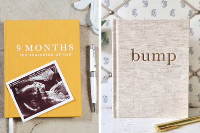 Write to Me pregnancy journals
