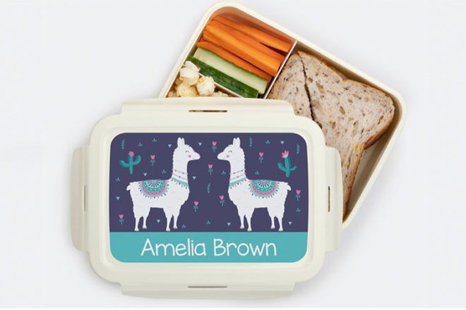 Bright Star Kids Bento lunch box