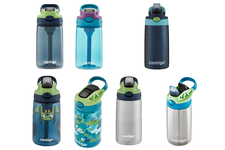 Contigo water bottle recall
