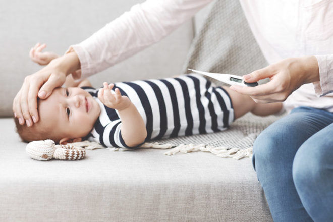 What to look for when buying a baby thermometer