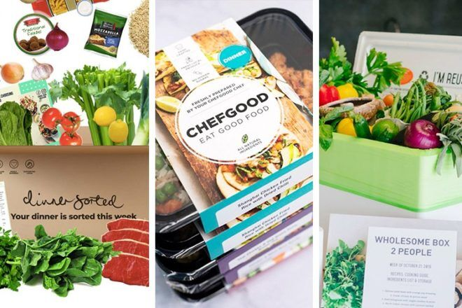 23 meal delivery services available in Australia   Mum's Grapevine