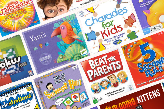 The best family board games | Mum's Grapevine