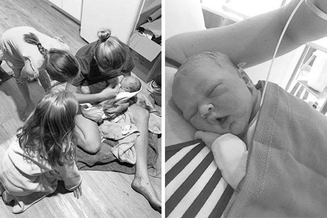Kirsty Gale Home Birth Story