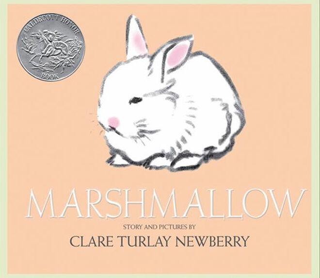 Marshmallow Easter Book for Kids