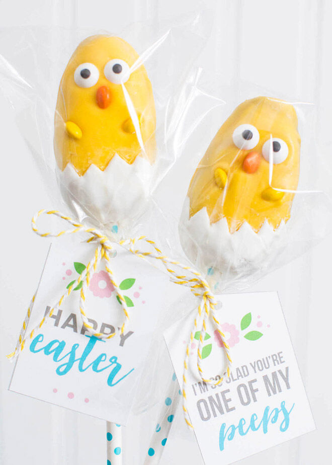 Printable Easter Tags by I Heart Naptime