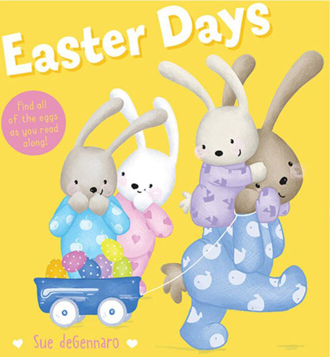 Easter Days Kids Picture Book