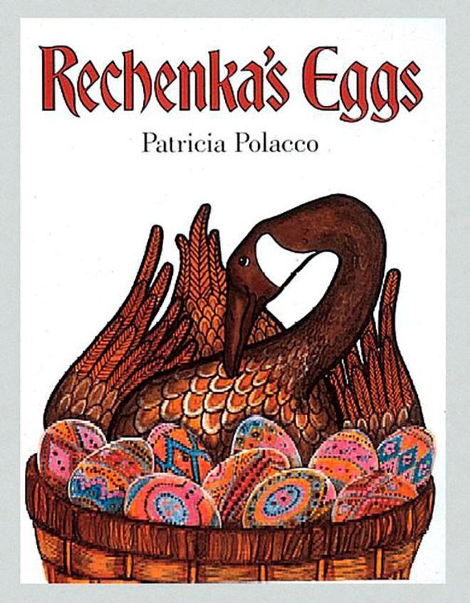 Rechenka's Eggs Kids' Picture Book