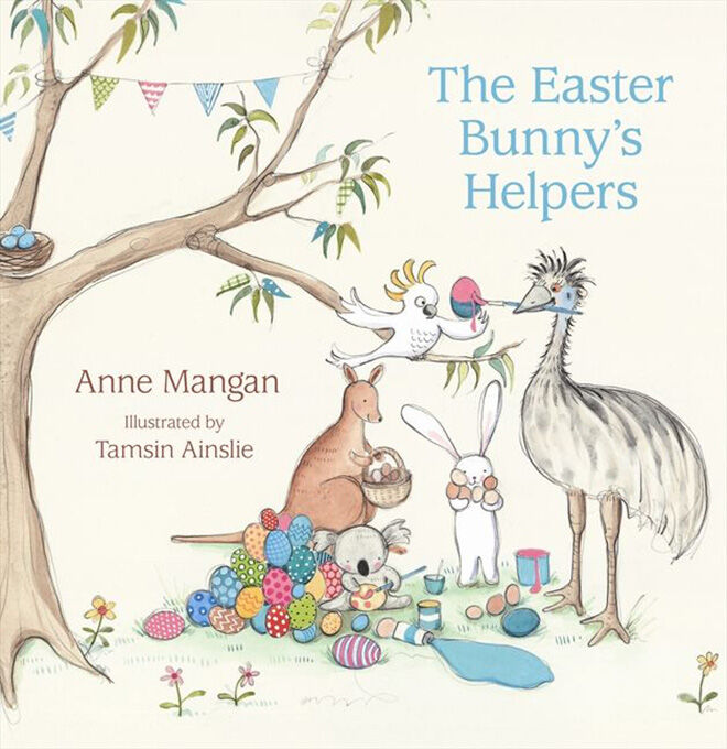 The Easter Bunny's Helpers Book