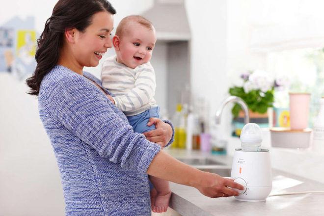 Best bottle warmer: Philips Avent