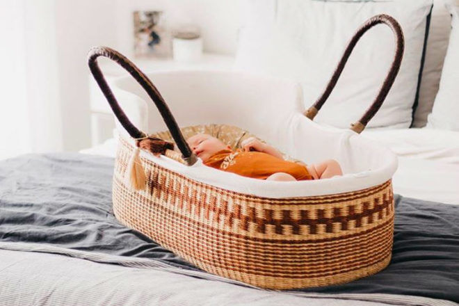What to look for when buying a Moses basket   Mum's Grapevine