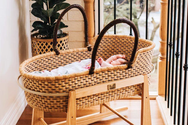 Best Moses Baskets: The Young Folk Collective