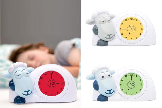 Best Sleep Training Clock: Zazu Sam the Lamb