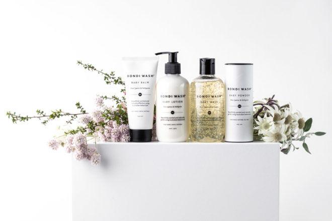 Bondi Wash Natural Baby Skincare