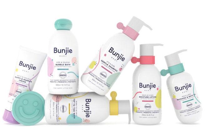 Bunjie Plant-Based Baby Skincare