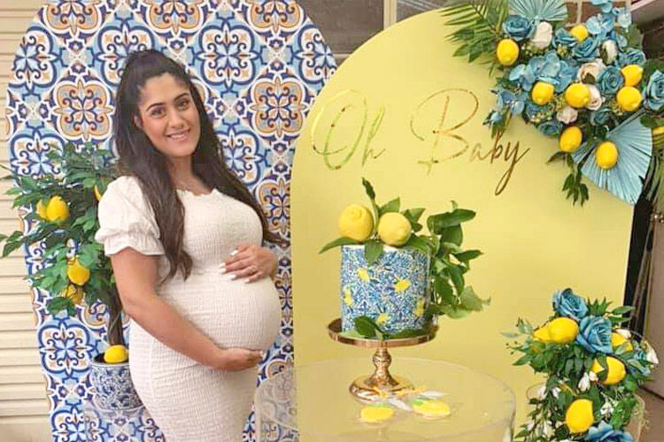 Amalfi baby shower | Mum's Grapevine