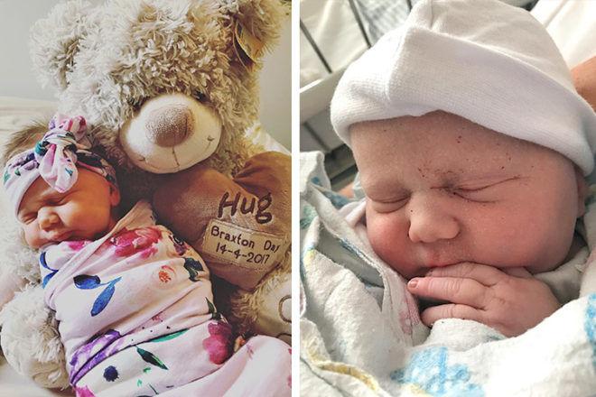 Baby Tori birth story