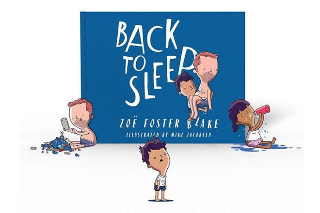 Back to Sleep Zoe Foster Blake